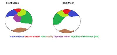 Moon as of 2060