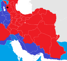 Iran War map 3