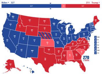 Election map 2020-0