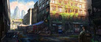 London quarantine zone by jordangrimmer-d6nq87v