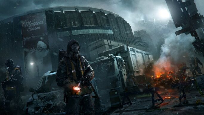 Tom Clancy's The Division MSG
