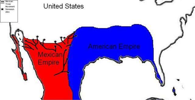 Image Map Of North America Sjpg Future FANDOM Powered - Future map of north america