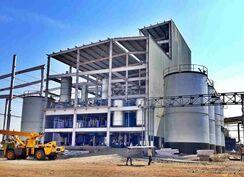 Строительство биодизельного завода