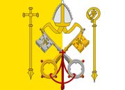 Flag of the Papal Empire