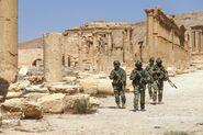 Войска РФ в Сирии 1