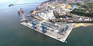 Промышленный порт Сенекунды