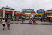 Osh bazaar Bishkek