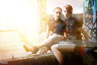 Агата и София