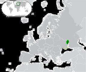 Территория контроля Новороссией на 15 марта 2015