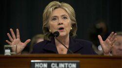 Клинтон даёт показания