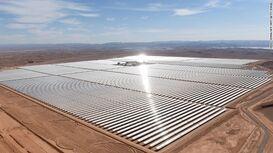 Солнечная электростанция в Гамбии