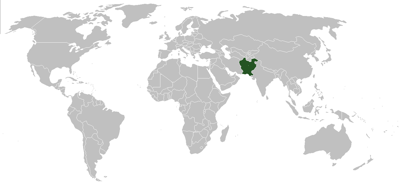 Image   Pakistan World Map.png | Future | FANDOM powered by Wikia