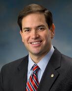 Marco Rubio, Official Portrait, 112th Congress