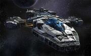 Savannah Class Starship