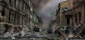 Italy aftermath