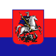 Muscovy Head of State flag