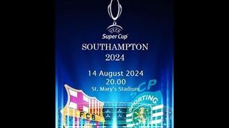 PES 2013 - BAL UEFA Super Cup Southampton 2024