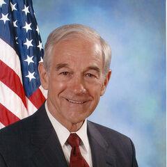 <b>Ron Paul</b> Representative from Texas