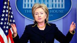 Клинтон война в Украине