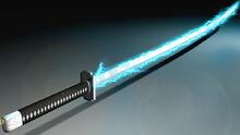Electrified blade