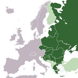 Eastern Europe PA