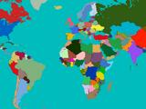 A World of War (Map Game)