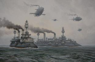 Airships and ships