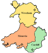 Provinces of Wales