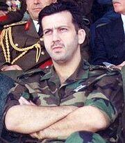 Махер аль Асад