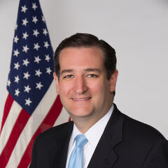 Ted Cruz, Senator from Texas