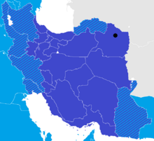 Iran War map 10