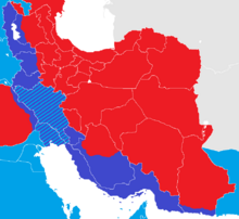 Iran War map 4