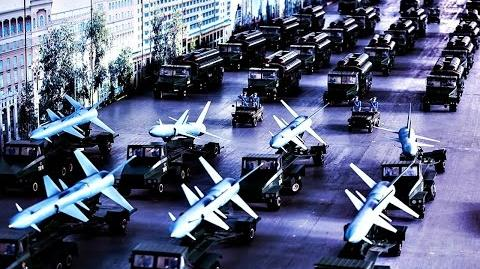 Chinese Military Parade - August 3, 2047
