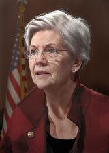 Elizabeth Warren (Scenario: 84 Years Ahead)