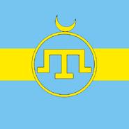 Crimea Head of State flag