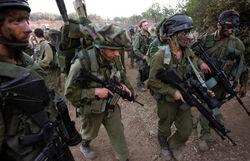 060804 israeli troops