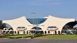 Аэропорт Банжул-Юндум