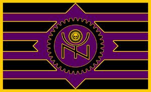 Флаг Залива работорговцев
