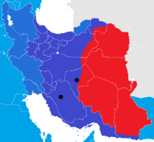 Iran War map 8
