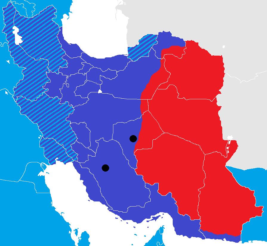 Image iran war map 8g future fandom powered by wikia iran war map 8g sciox Choice Image