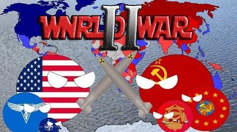 Третья мировая война кантриболз Альтернативная история 80-х годов-1