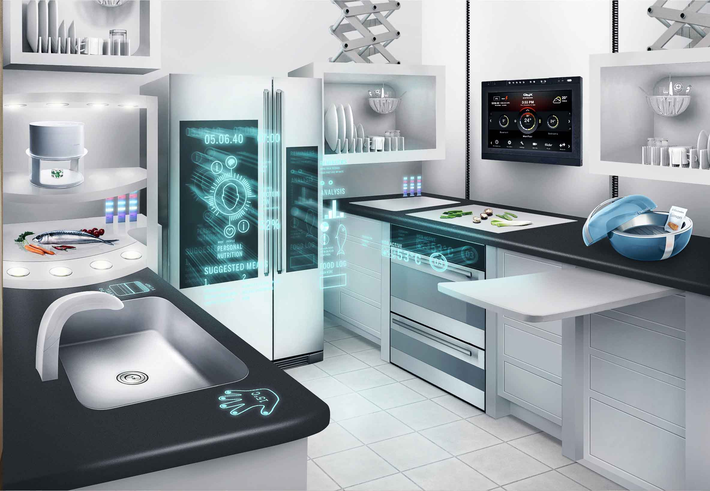 Image - Future kitchen....jpg | Future | FANDOM powered by Wikia