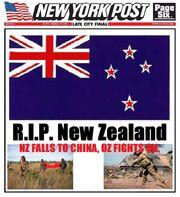 Post Fall of NZ