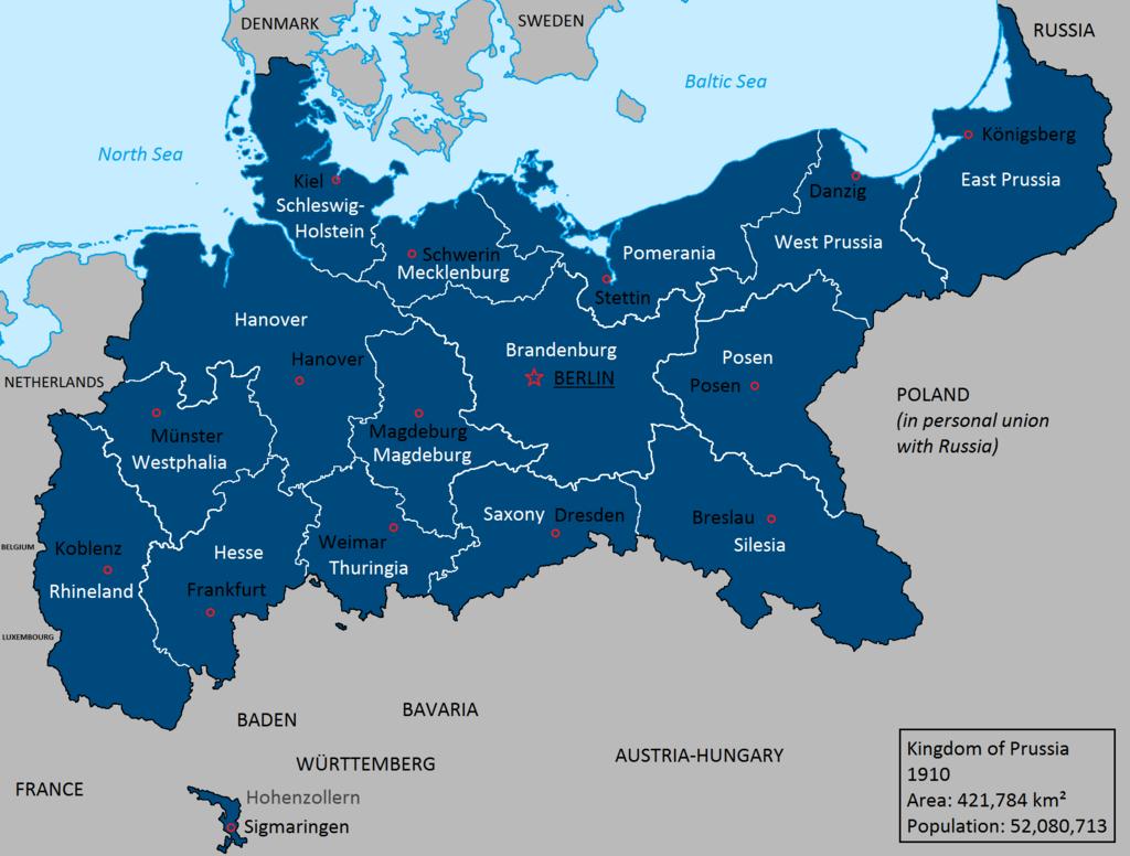 Prussiau0027s Territory Futureu0027s Course Future