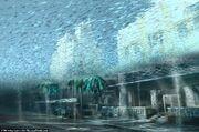 Flooded florida