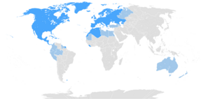 Western Federation + Western Economic Union