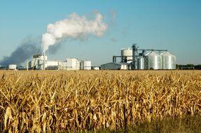 Биоэтаноловый завод Северная Дакота