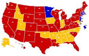 Pres 2016 elec map