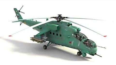 Mi-24 Hind 2 2. The Story Continues!