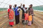 A mothers support group in Lodwar, northern Kenya, September 2011 (6219651215)